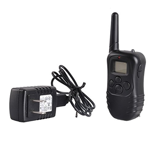 Hot Spot® Waterproof Rechargeable LCD Remote Shock Control Pet Dog Training Collar
