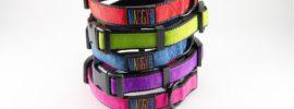 Waggy Mutts Dog Collar