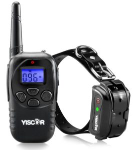 YISCOR Dog Training Collar